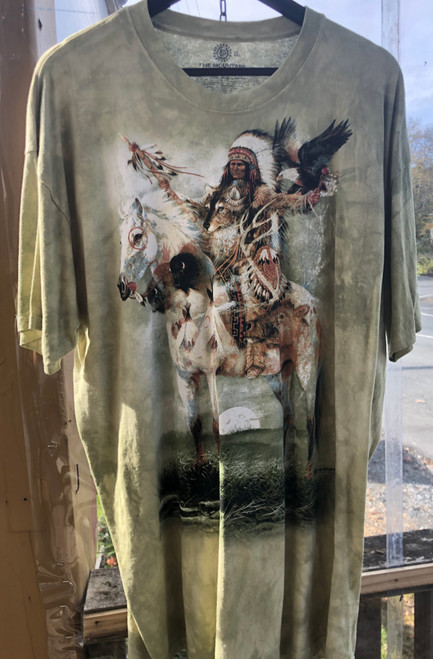 Horse n Chief Mountain t