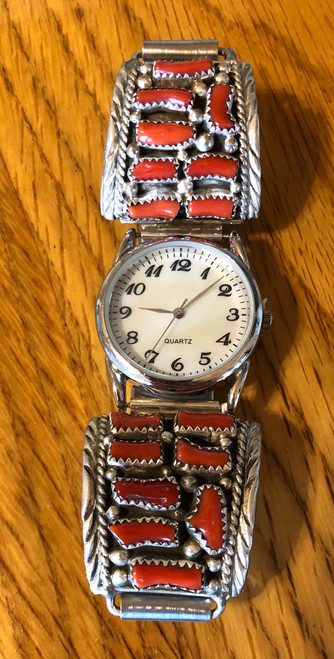 Red Coral Watch