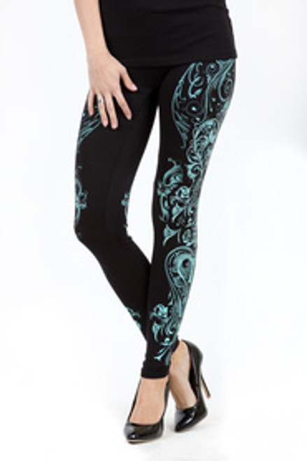 Designed tights