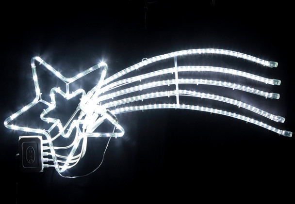 94CM LED White Comet Christmas Lights with 228 LED Lights