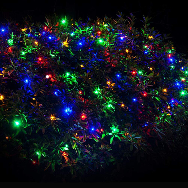 288 LED Multi Colour Wedding Net Lights with 8 Functions & Memory 5M X 2.3M
