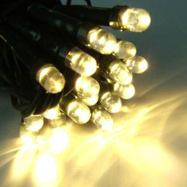 600 LED Warm White Christmas Fairy Lights