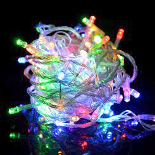 14M 200 LED Multi Colours Christmas Fairy Lights