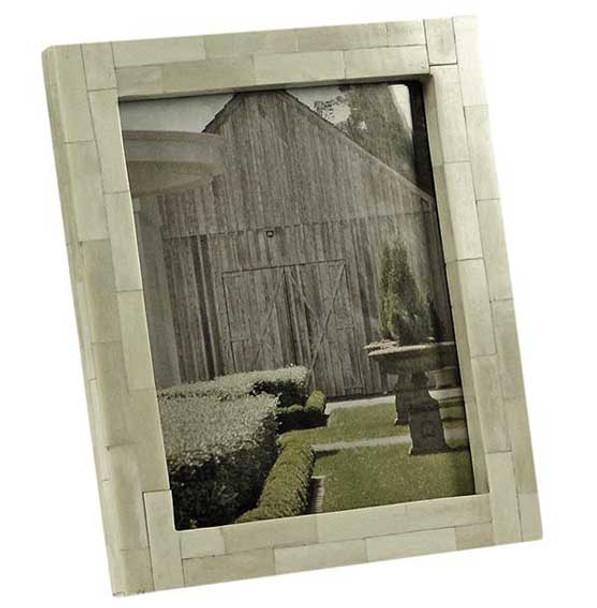 30CM Pearled Ivory Photo Frame 8X10