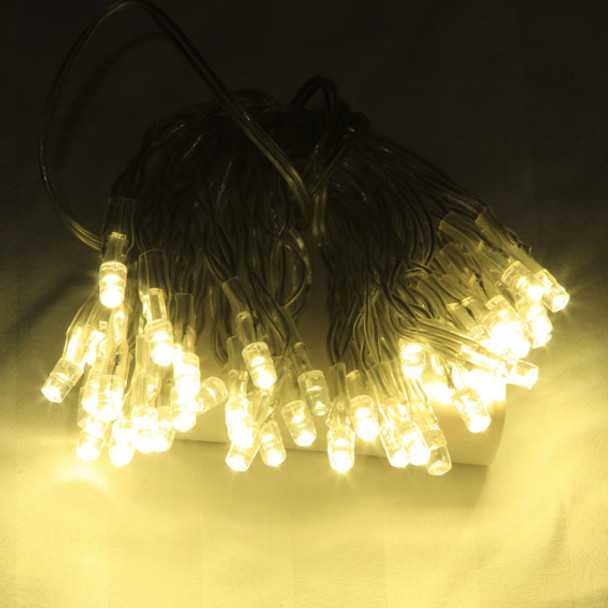 4M 40 LED Warm White Battery Fairy Lights