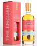 The English Whisky Company Single Cask Triple Distilled Heavily Peated Single Malt
