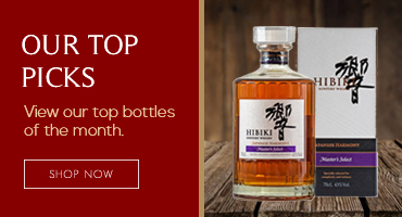 Top bottle of the month