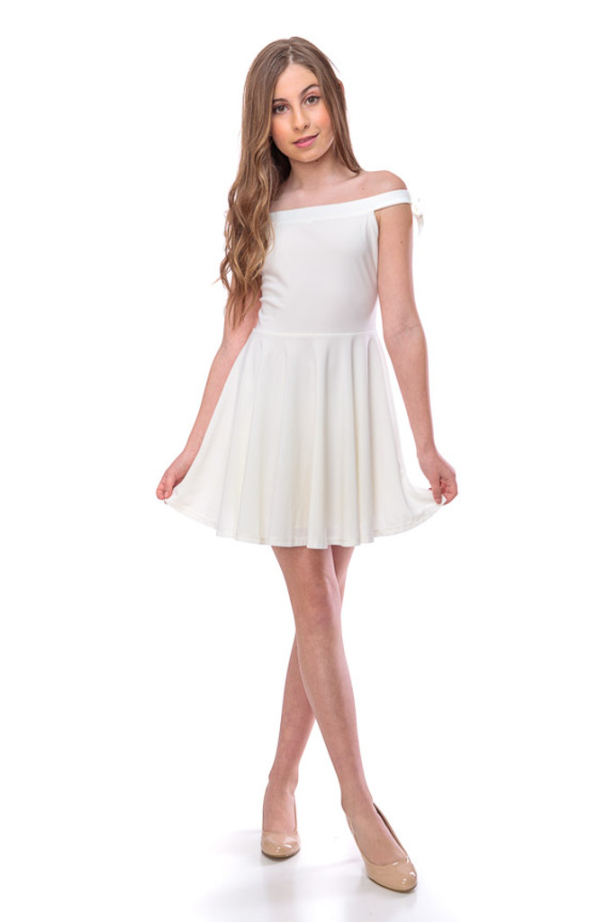 The Marilyn Off the Shoulder Dress