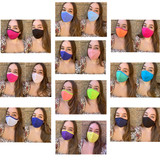 Reversible Face Mask Multi Colors