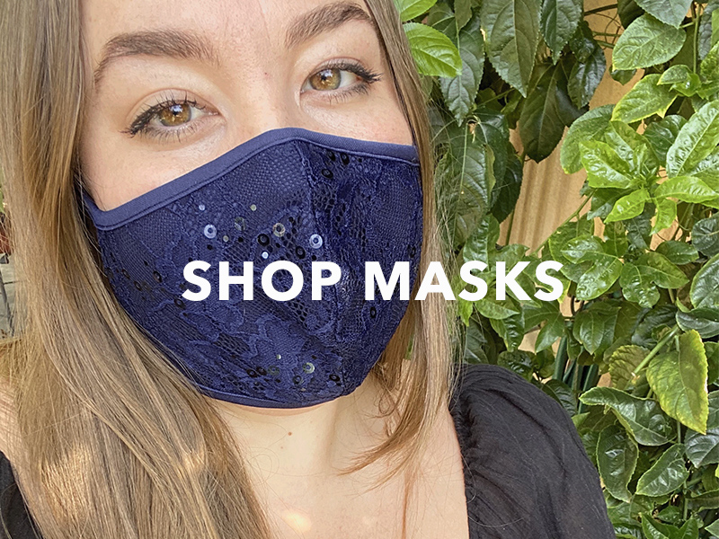 COVID-19 is spreading rampantly around the world and we want to do what we can to help you and your community. This is a reversible, non-medical face mask featuring adjustable double tie back straps for comfort.