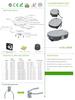 VEC-RK-200WA1-HV  240 watt LED Retrofit Kit to replace 750w + HID