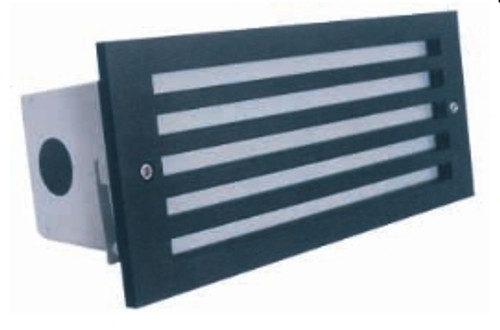 VSH-I or F 8WP Incandescent or Fluorescent Exterior Steplight