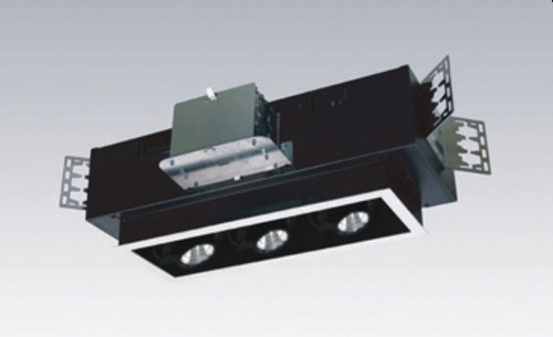 LEDMCL The Multiple Cluster LED Recessed LEDMCL® Dowlight is a family of MCL series and designed by higher advanced LED technology. All of LEDMCL® features are provided with high end product and energy efficiency of the new LED source