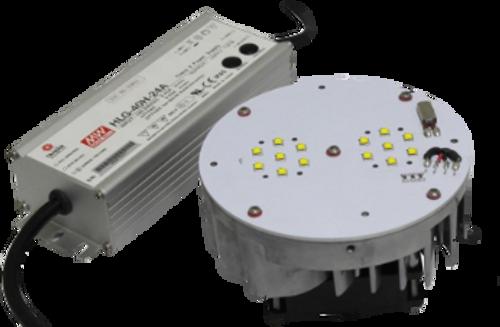 60 Watt LED Retrofit Kit to Replace 150w HID