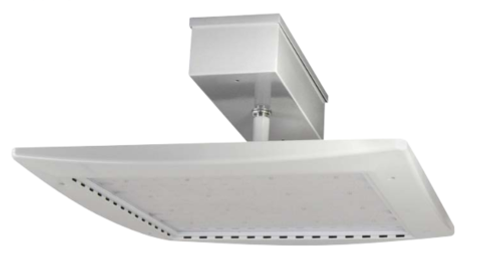 VLEDCPY White LED Canopy Light Designed for petroleum and general lighting applications these lights provide a bright and clean appearance and signifi cantly less expensive to operate than metal-halide light fixtures