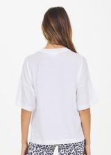 CARLA TEE - WHITE [USW420023]