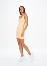 MASILDA LANA CROP - YELLOW [USW421118]