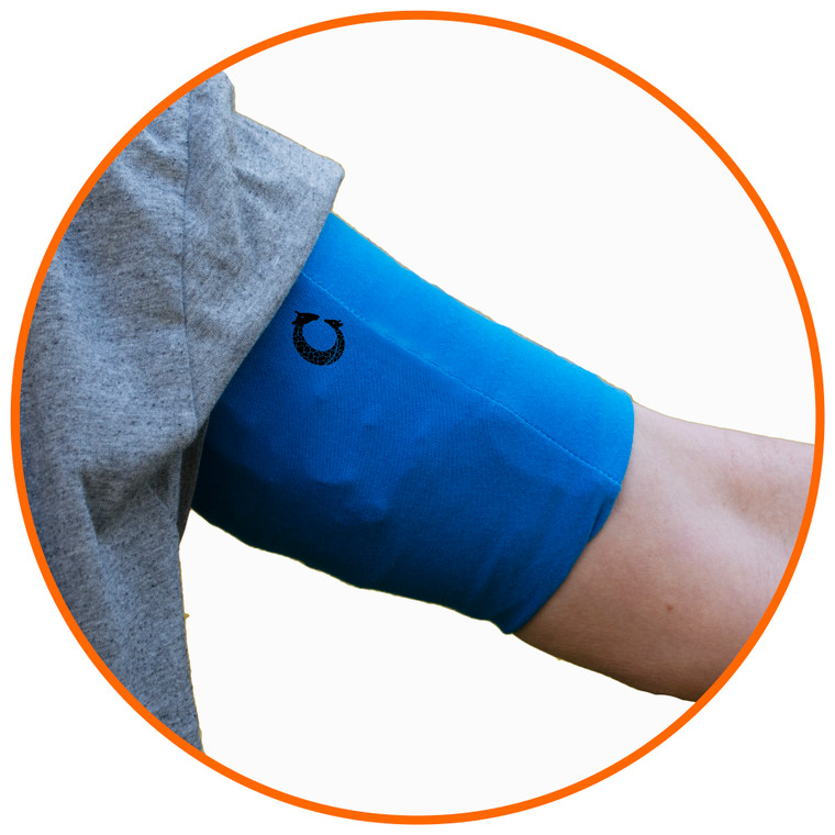 CareAline PRO+ Sleeve - Designed in partnership with clinicians for those on continuous infusions via a PICC line.