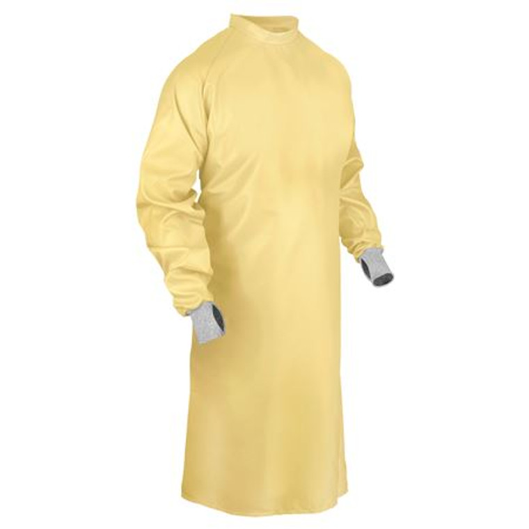 CareAline Level 1 reusable isolation gown - just $0.35 per use (compare to cost of a single use disposable)