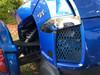 Grilles de côté pour série RT - Carbone Bleu Oxford - 2 Araignées