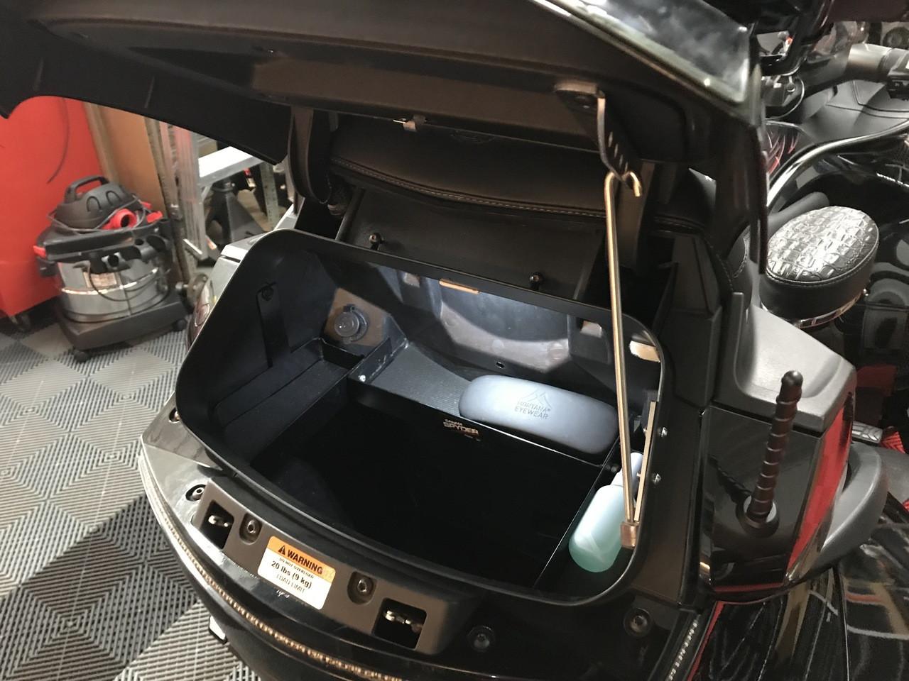 Série RT Support pour coffre arrière