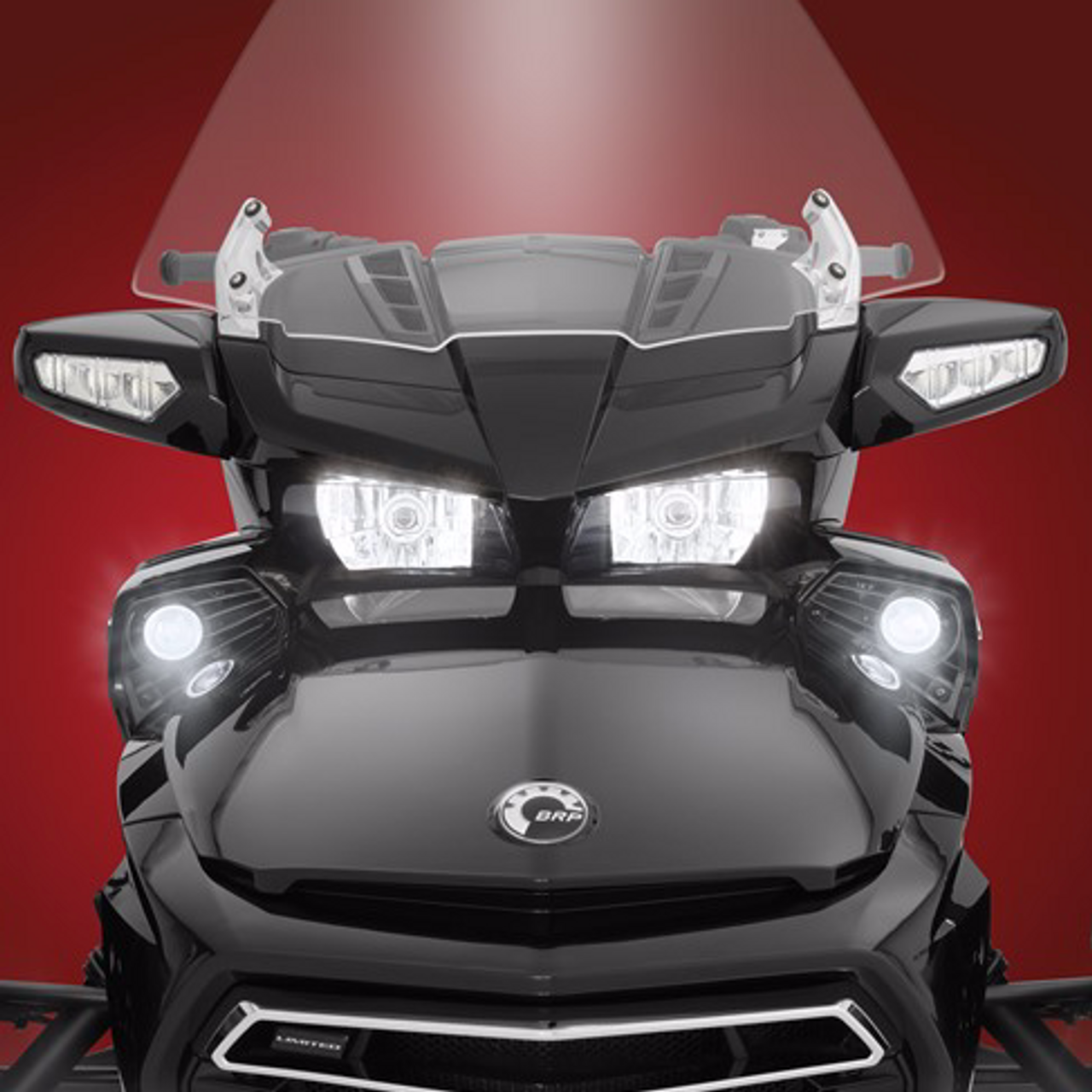 "Ensemble complet ""Fog Light Kit"" Série F3 2015 et plus"