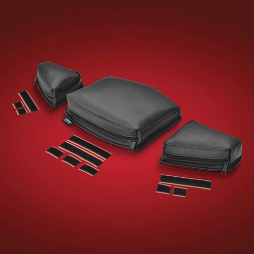 Spyder RT Pochettes pour console - Ensemble de 3 pièces