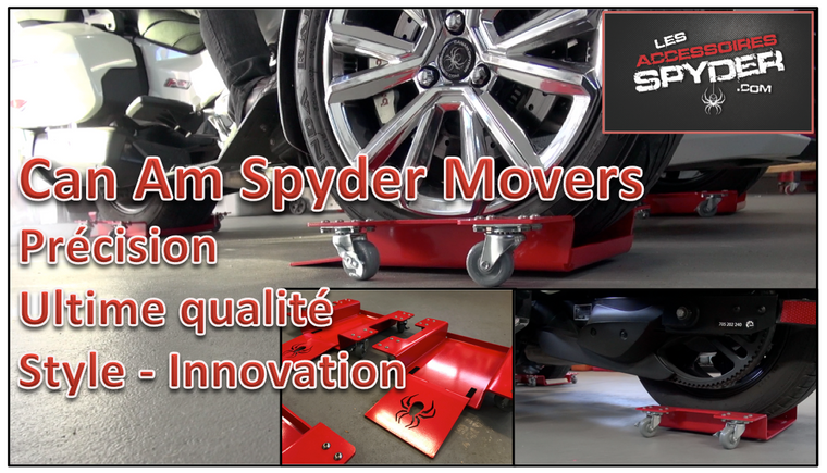 Can-Am Spyder Movers