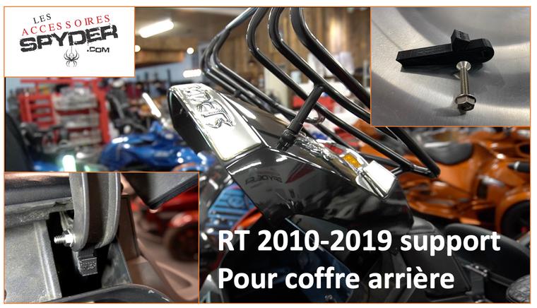 RT 2010-2019 - Support de coffre arrière