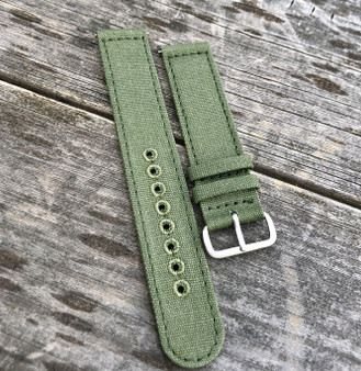OD Green Canvas Strap