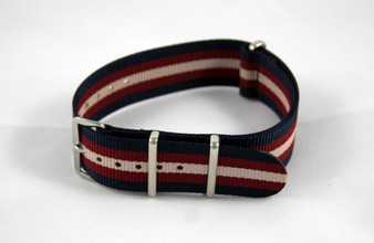 "22mm Premium Nylon ""Independence"" Strap"