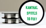 Kanthal A1 10' Spools