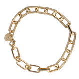 DAPHNE GOLD LINKS BRACELET