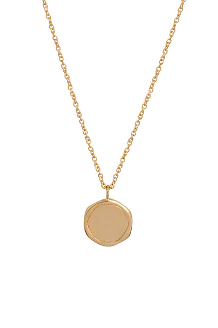 ELIDI GOLD NECKLACE