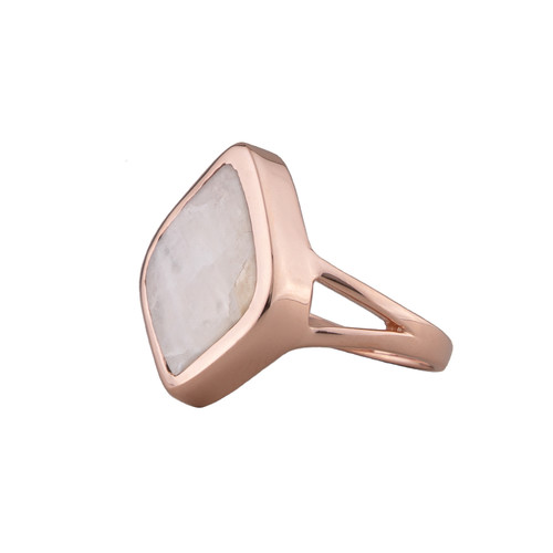 STELLA ROSE GOLD RING