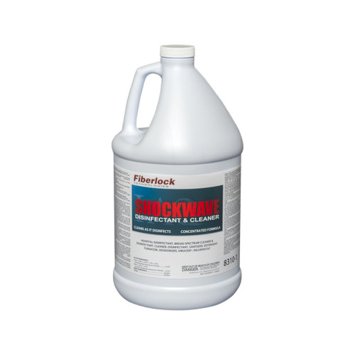 Shockwave Concentrate 1 Gallon: Multipurpose Disinfectant & Cleaner