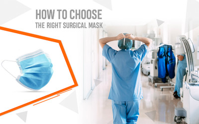 How To Choose The Right Mask! N95? Surgical? Procedure?