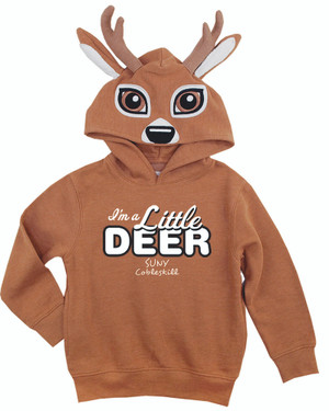 Little Deer Toddler Hoodie