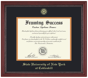 Grandeur Diploma Frame