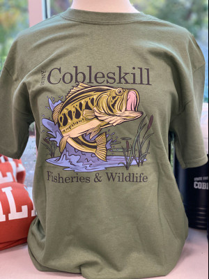 FISHERIES & WILDLIFE TEE