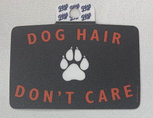 Dog Hair Sticker