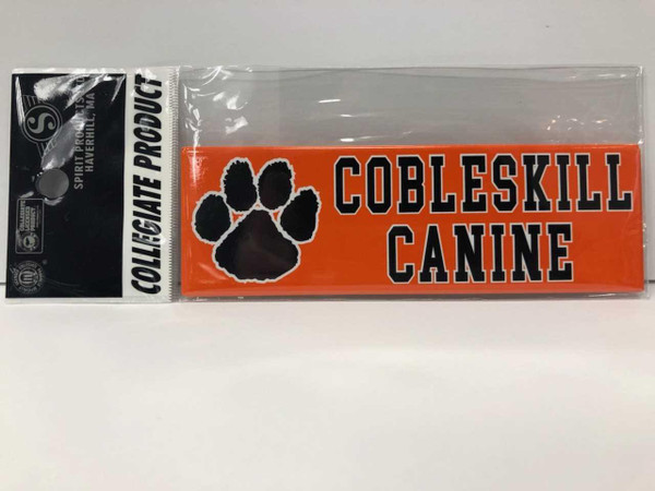 COBLESKILL CANINE MAGNET