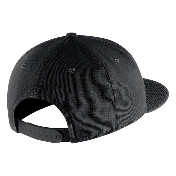 Nike Pro Flatbill Black