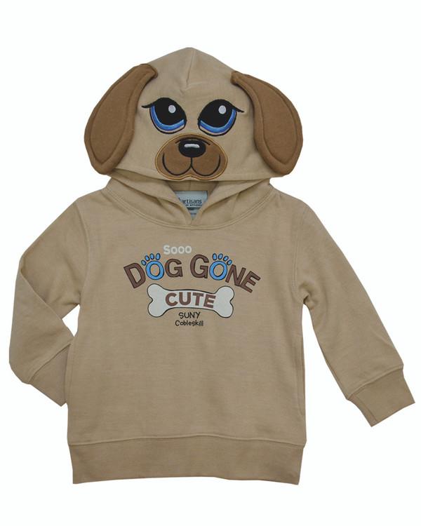 Doggone Cute Toddler Hoodie