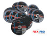 """CUTTING DISC 5"""" (125mm) Ultra Thin BOX OF 100 INDUSTRIAL QUALITY"""