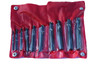 Drill bit set Left Hand Reverse 10pc for broken bolts TRADE QUALITY