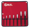 COLD CHISEL SET Genius 7PC Professional Quality