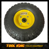 "Trolley wheel Puncture proof flat free 10"" x 4.1-3.5"