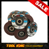 "Flap Disc x 10pc Professional Grade 5"" 125mm 40g  FLEXPRO"