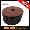 "Fibre Discs 50PC PACK Professional Grade 5"" 125mm 36grit FLEXPRO Sanding Grinding"
